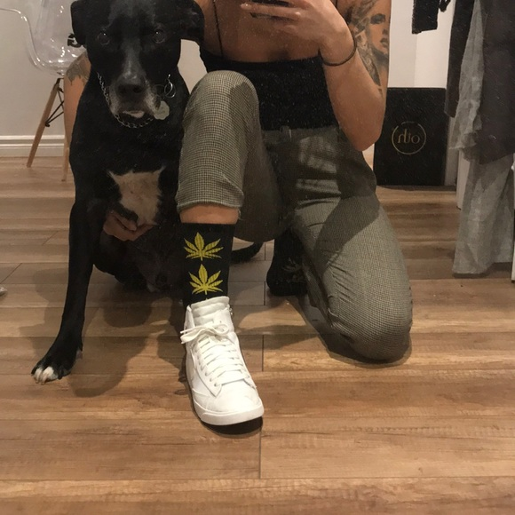 Accessories - Leaf socks , 3 pairs for 15$ !